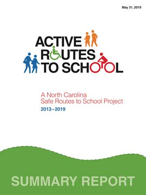 Active Routes to School Summary
